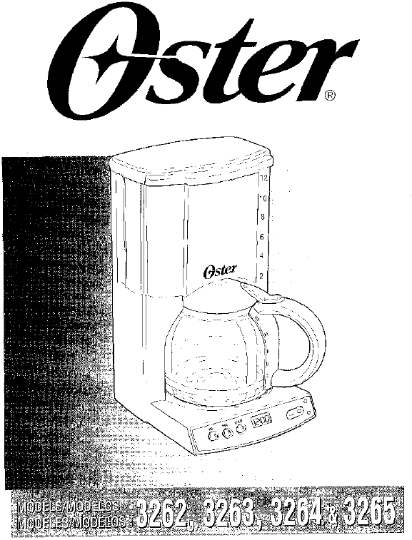 Oster Coffee Maker Problems ~ bimmerz.com for