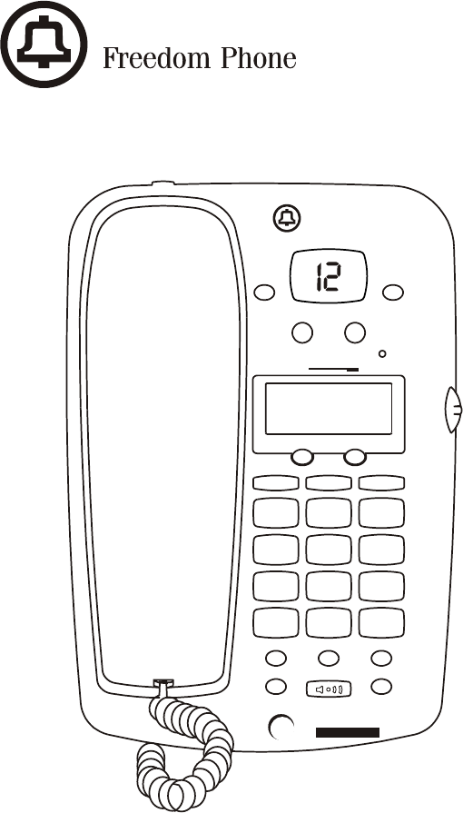 Southwestern Bell Answering Machine FM2575 User Guide