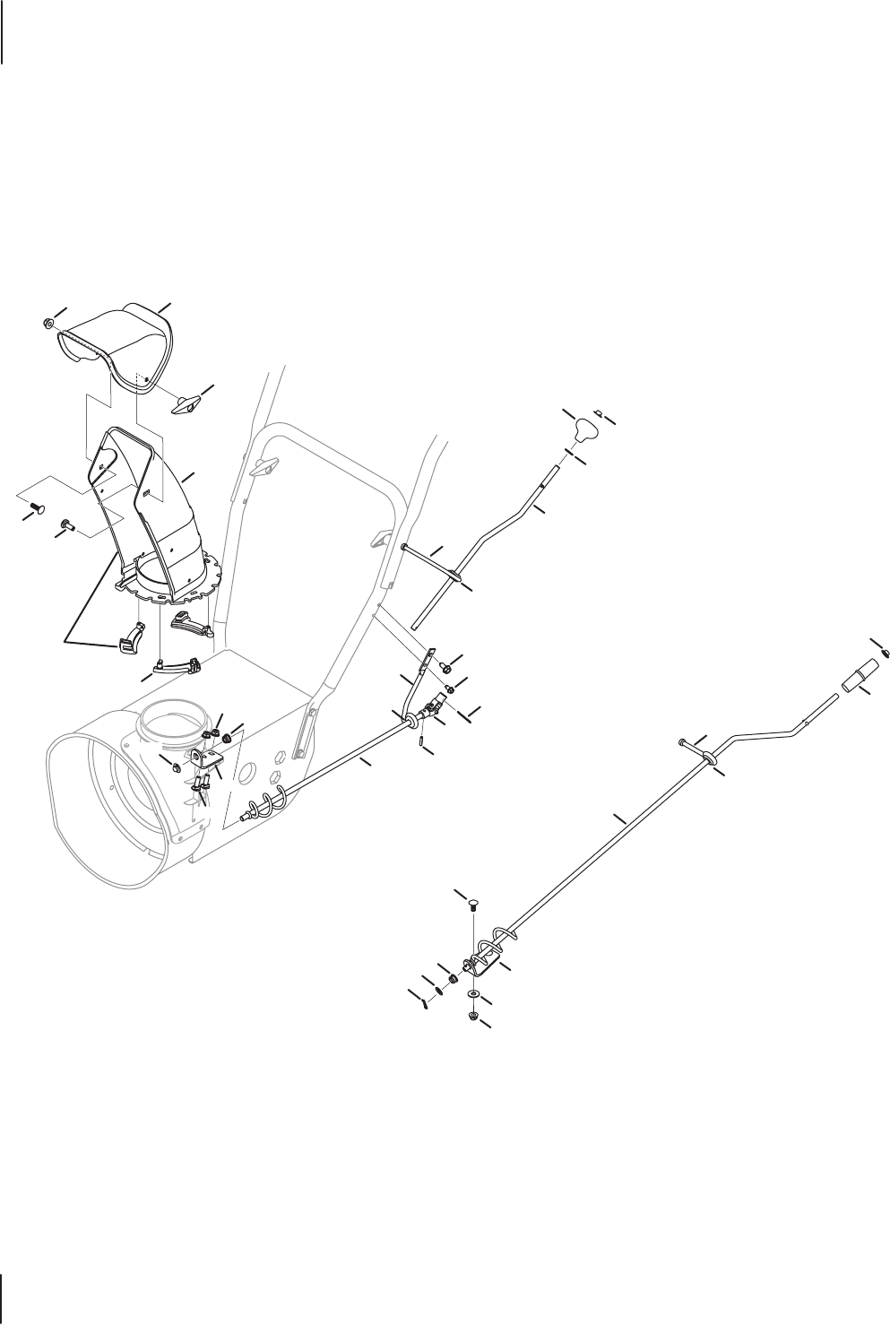Page 18 of Troy-Bilt Snow Blower 600 User Guide