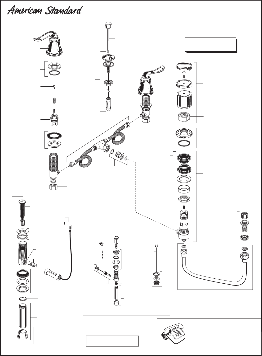 Page 7 of American Standard Plumbing Product 4508.4 User