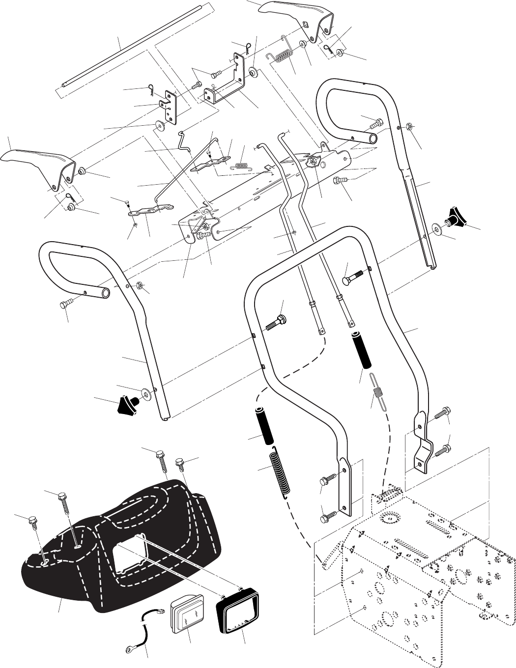 Page 24 of Husqvarna Snow Blower 10530SBE User Guide