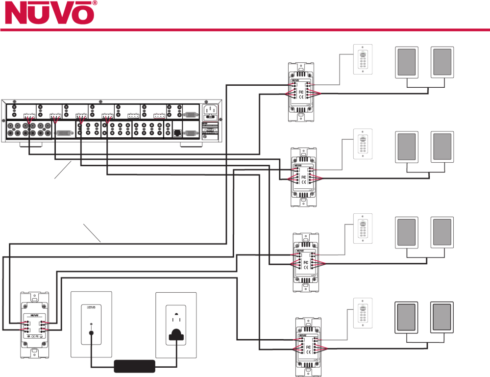 medium resolution of nuvo lsa40pds switch user manual