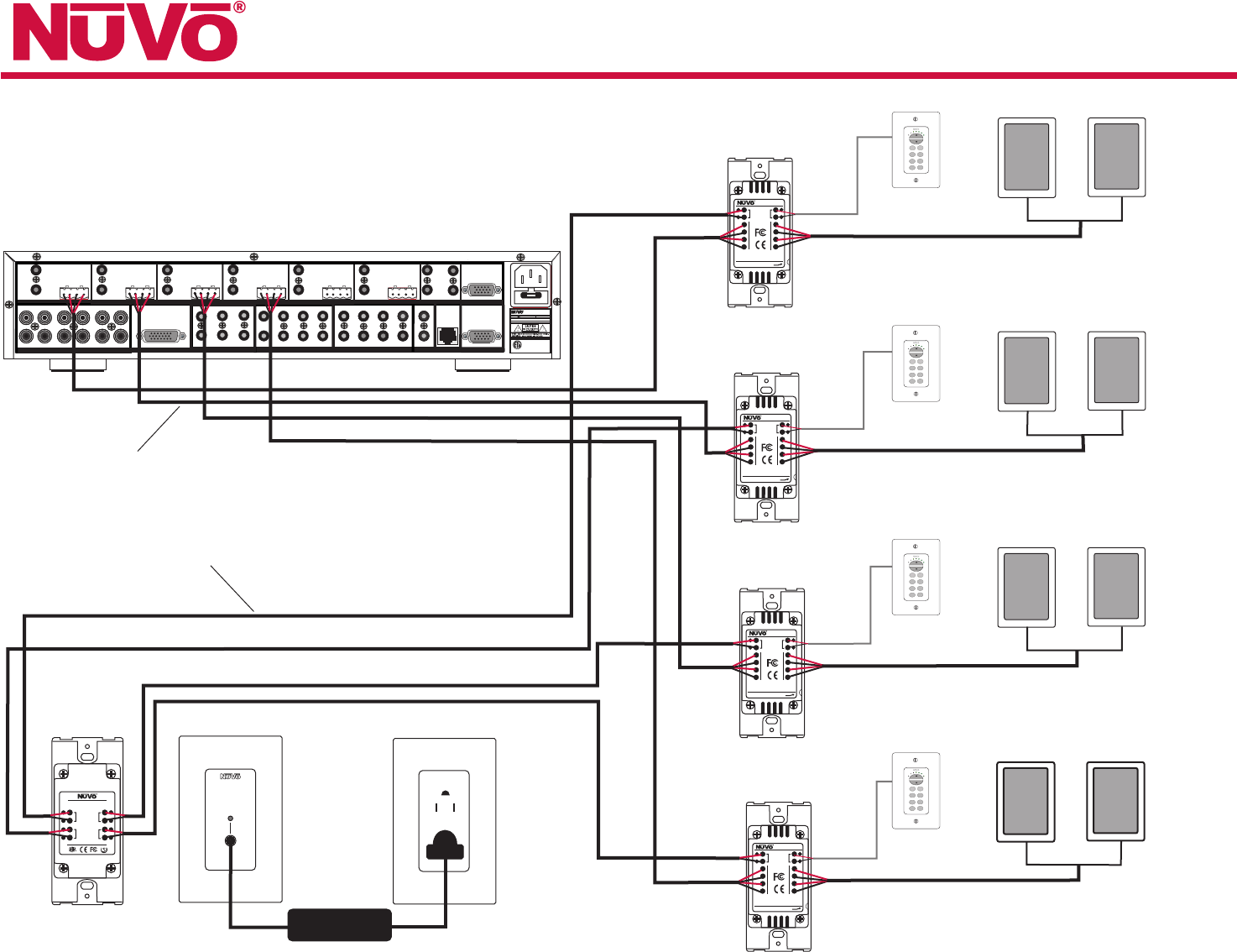 hight resolution of nuvo lsa40pds switch user manual