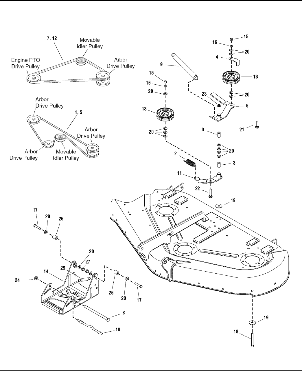Page 46 of Simplicity Lawn Mower Conquest / 2700 User