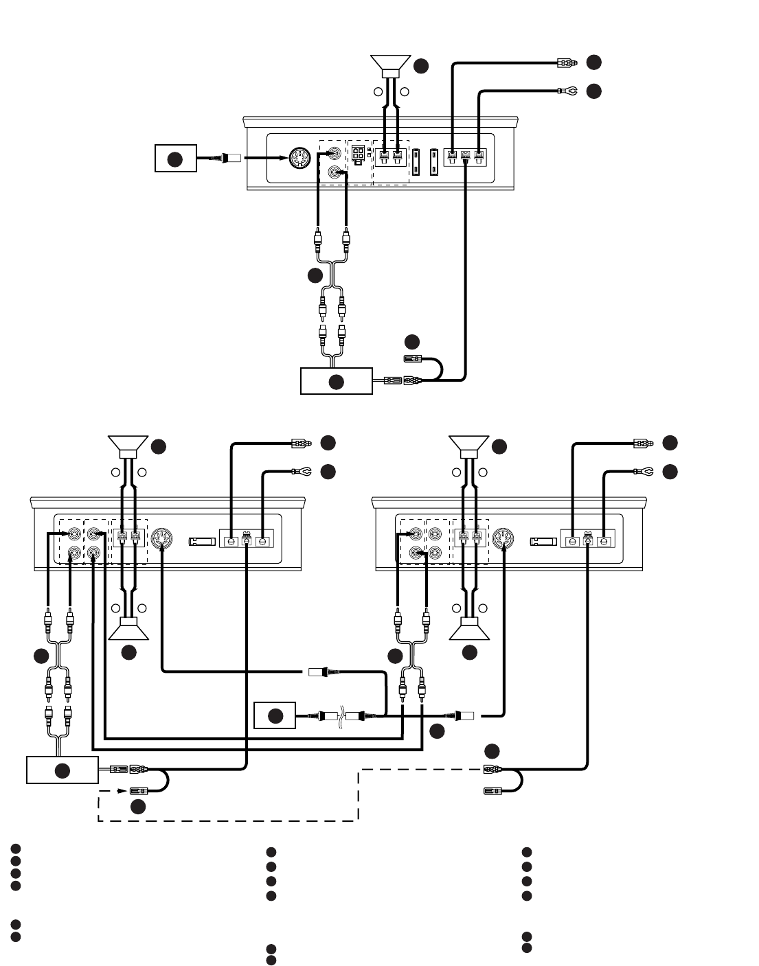 Page 19 of Kenwood Stereo Amplifier MRD-M500 User Guide