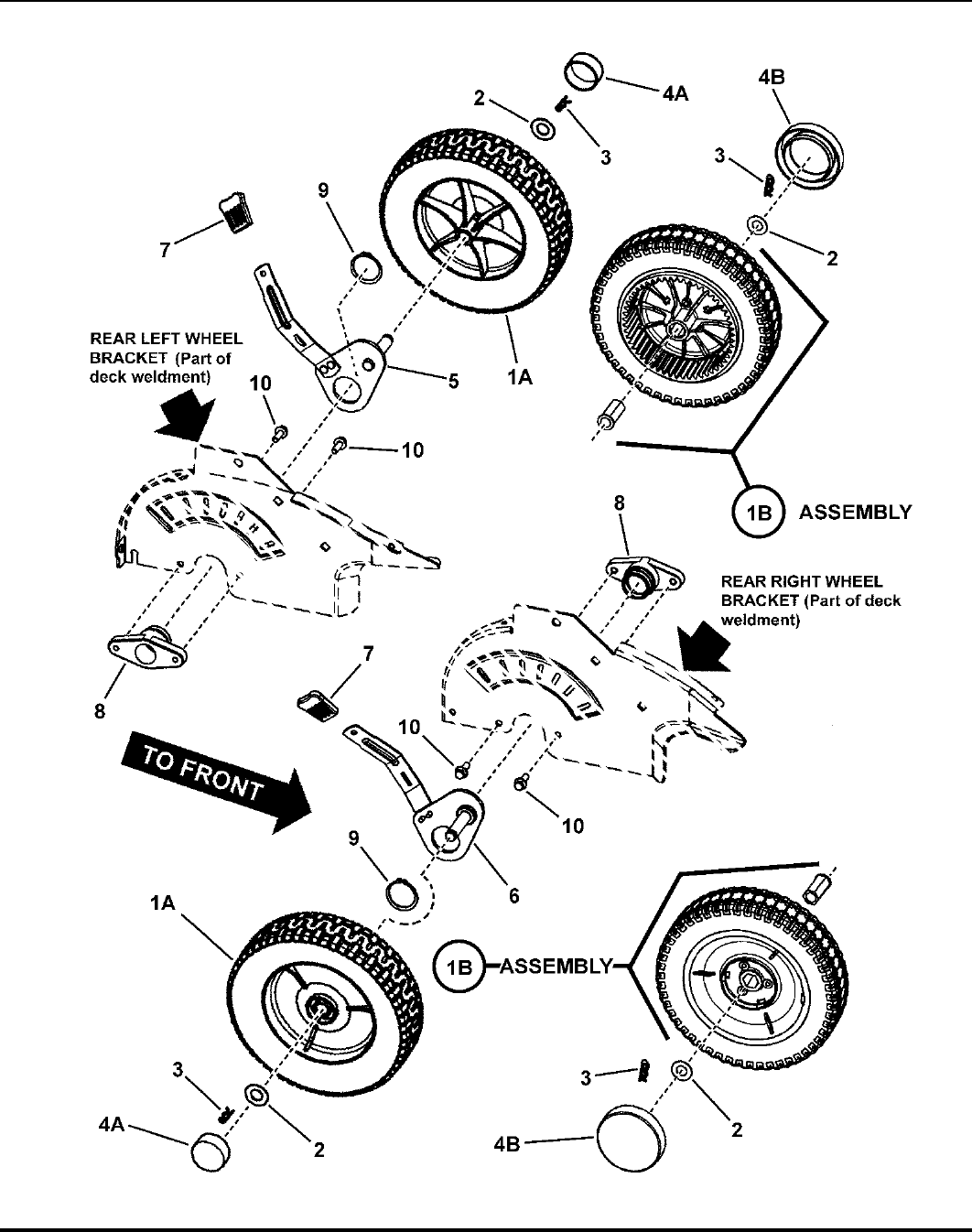 Page 12 of Snapper Lawn Mower SPV21 (7800005) User Guide