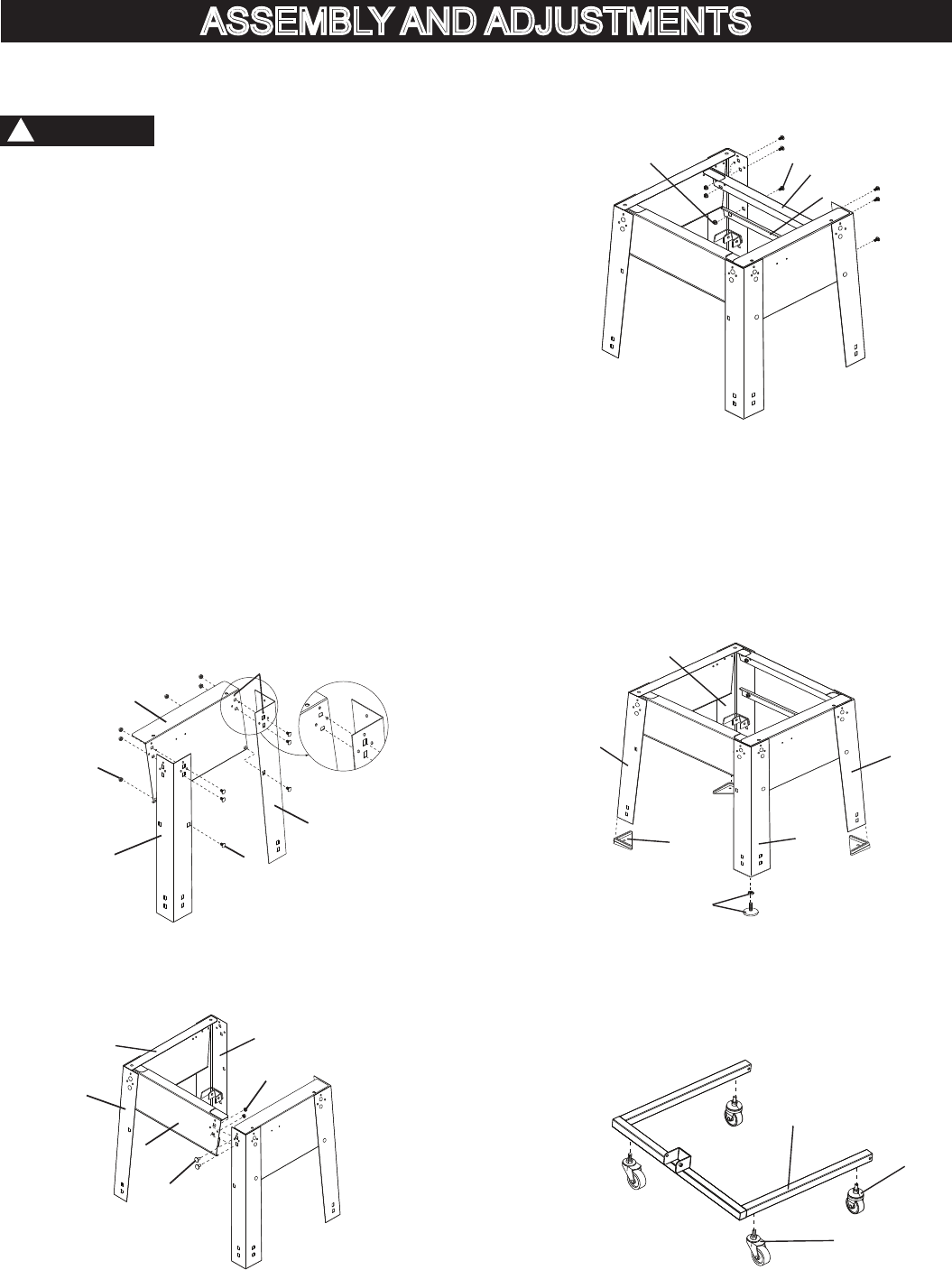 Page 13 of Porter-Cable Saw PCB270TS User Guide
