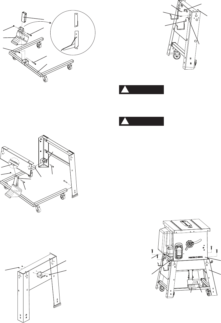 Page 14 of Porter-Cable Saw PCB270TS User Guide