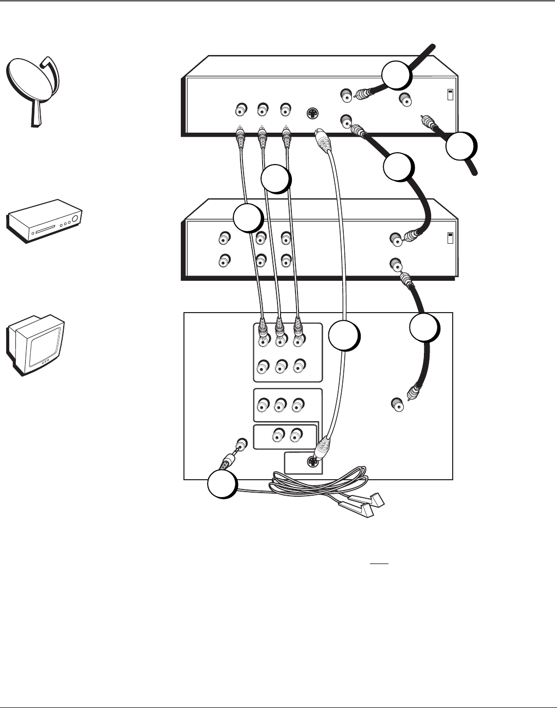 Page 12 of RCA CRT Television F27450, F32444, F32450