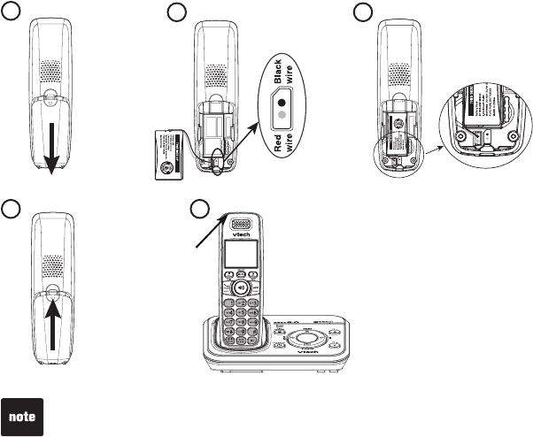 Page 7 of VTech Cordless Telephone CS6328-3 User Guide