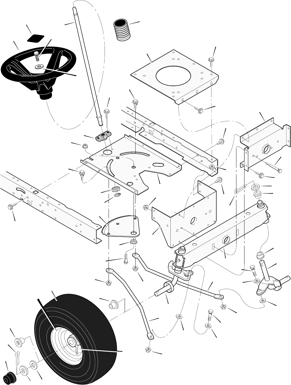 Page 22 of Murray Lawn Mower 405001x78B User Guide