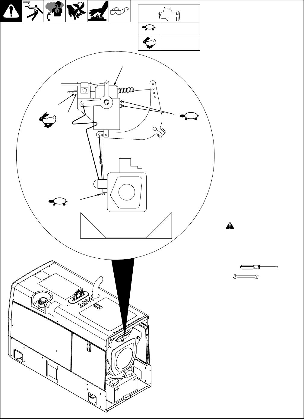 Page 45 of Miller Electric Welding System Bobcat 250 User