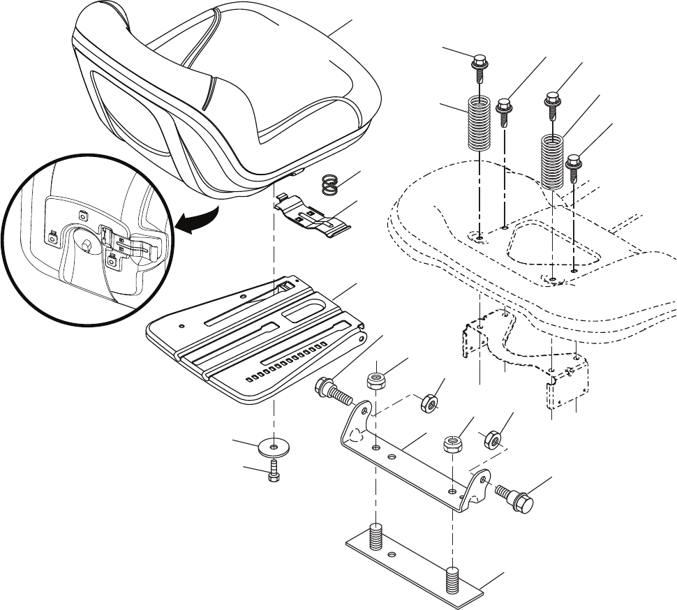 Page 13 of Poulan Lawn Mower PB22H54BF User Guide