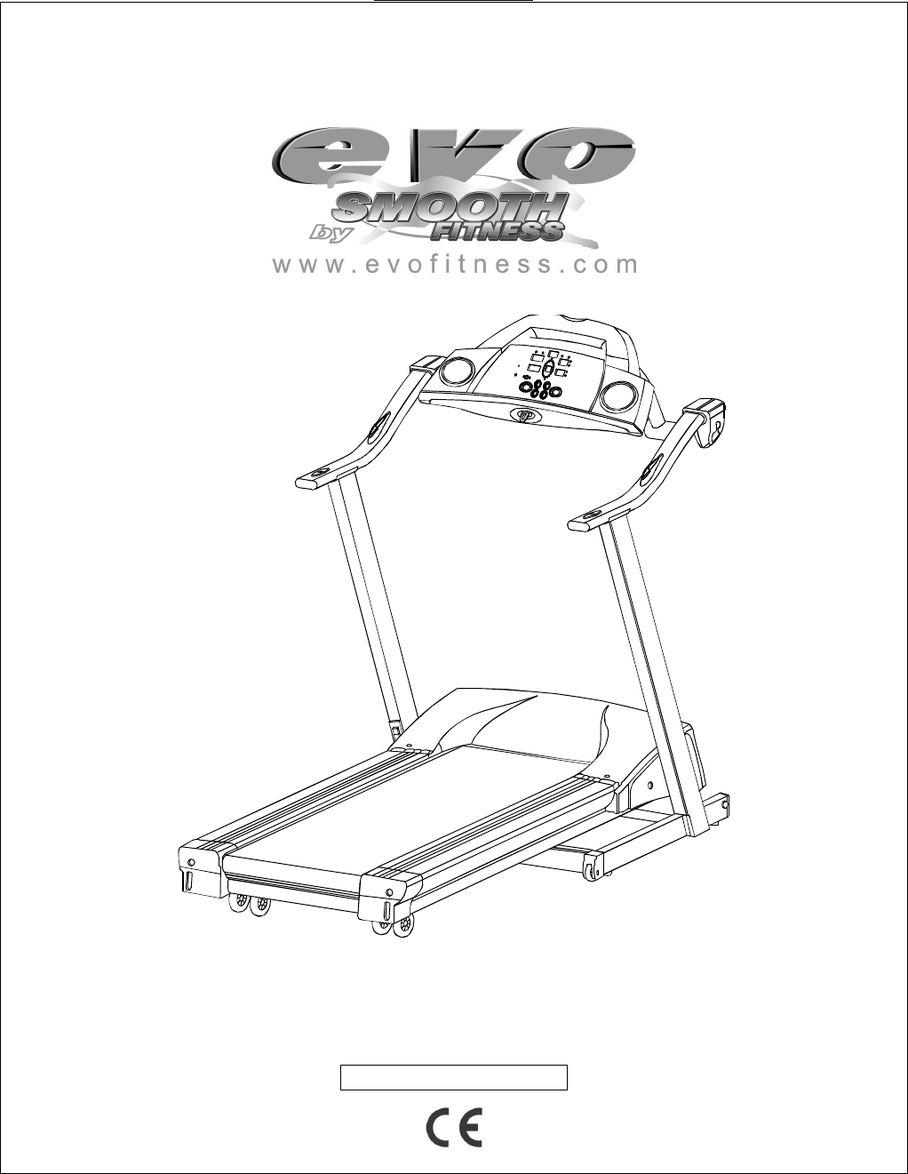 Array evo fitness treadmill fx2m user guide manualsonline rh fitness manualsonline