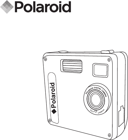 Polaroid Digital Camera PDC 3070 User Guide