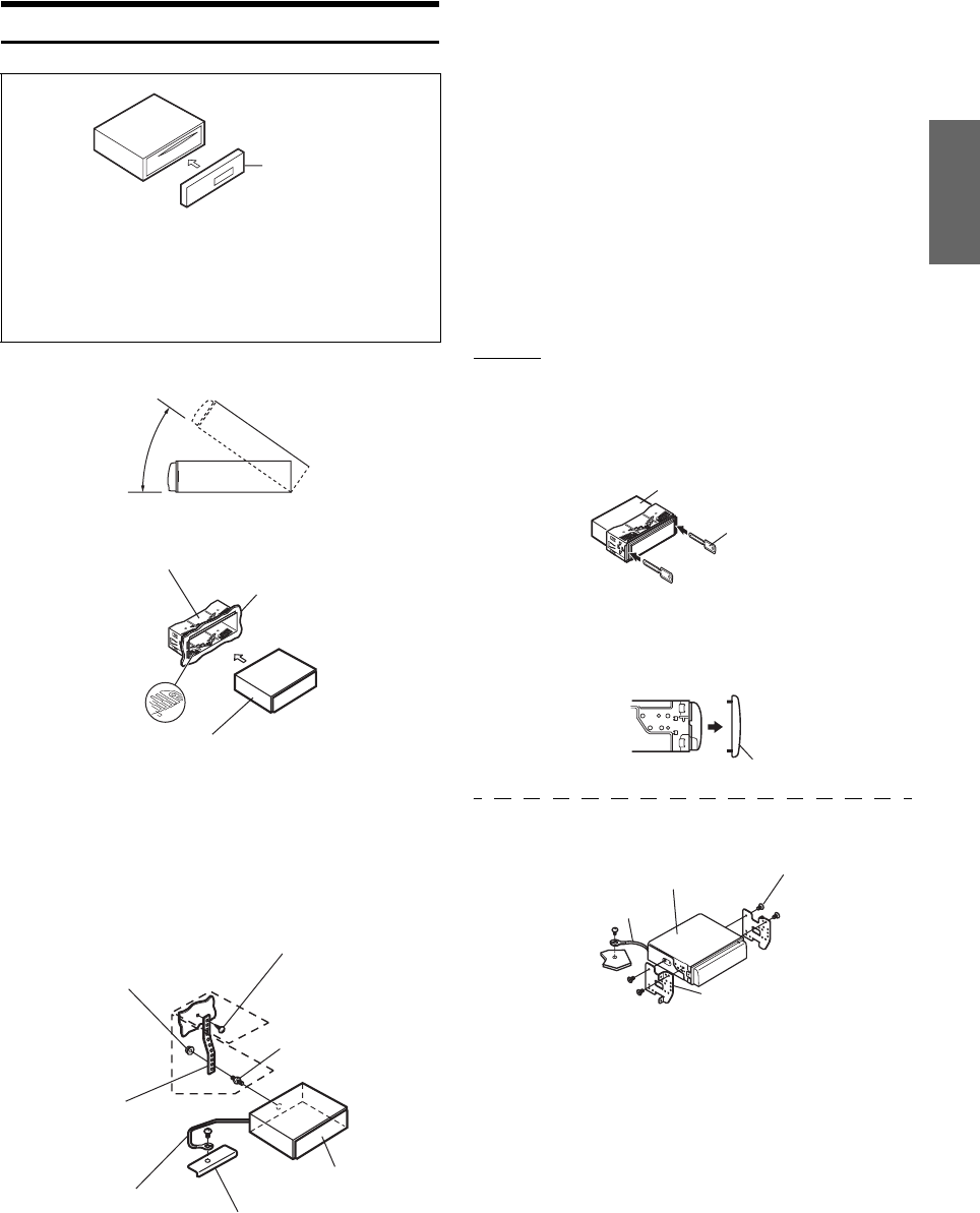 Page 25 of Alpine CD Player CDE-9870 User Guide