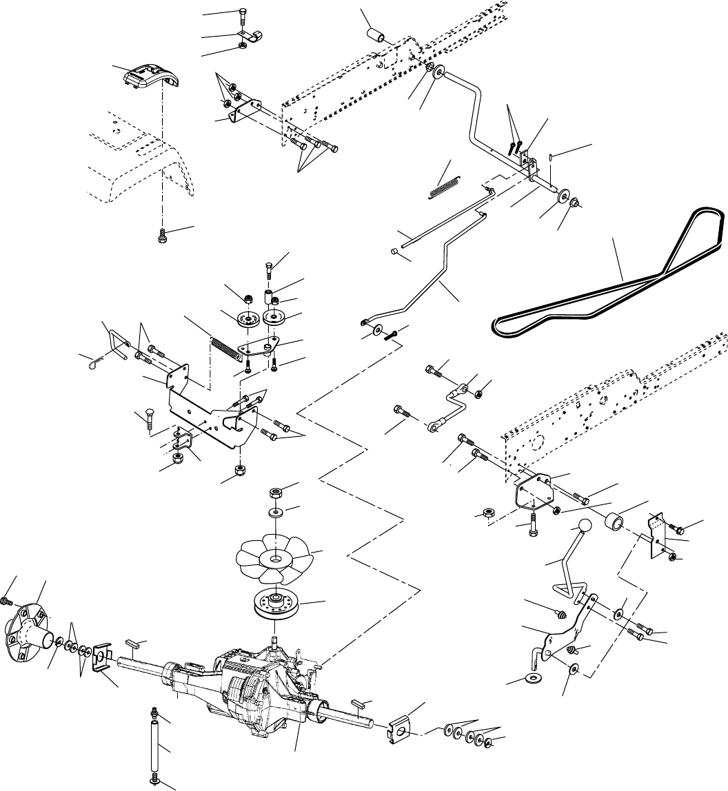 Page 36 of Husqvarna Lawn Mower GTH2548 User Guide