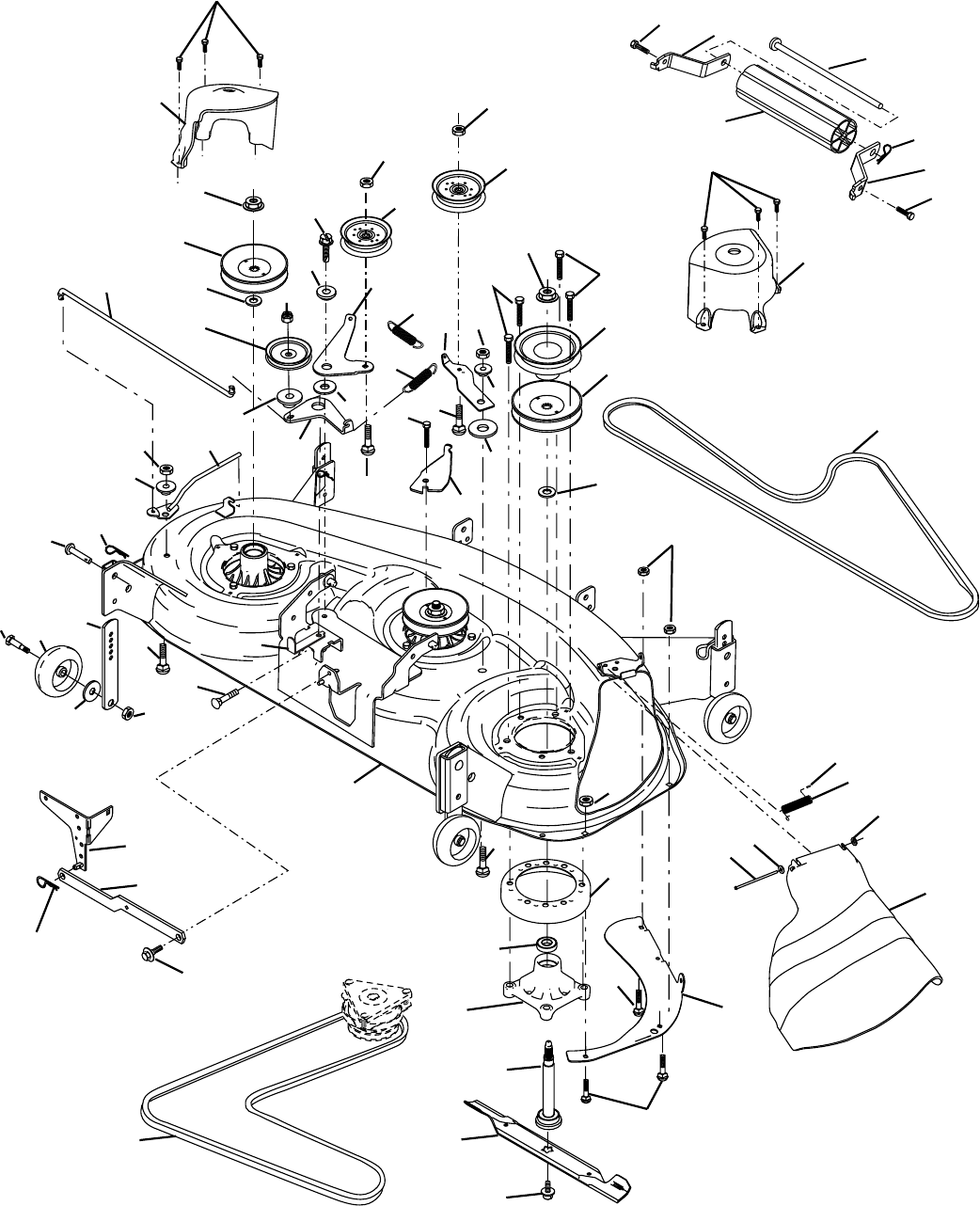 Page 46 of Husqvarna Lawn Mower GTH2548 User Guide