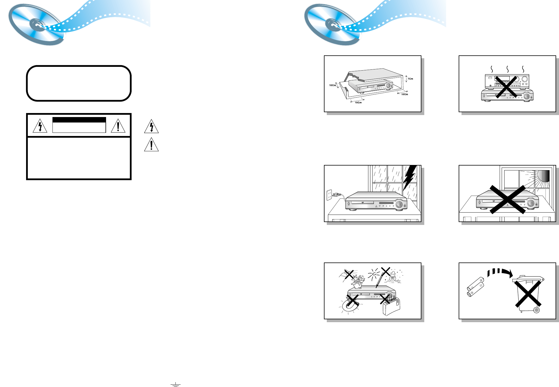 Page 2 of Samsung Home Theater System HT-DM550 User Guide