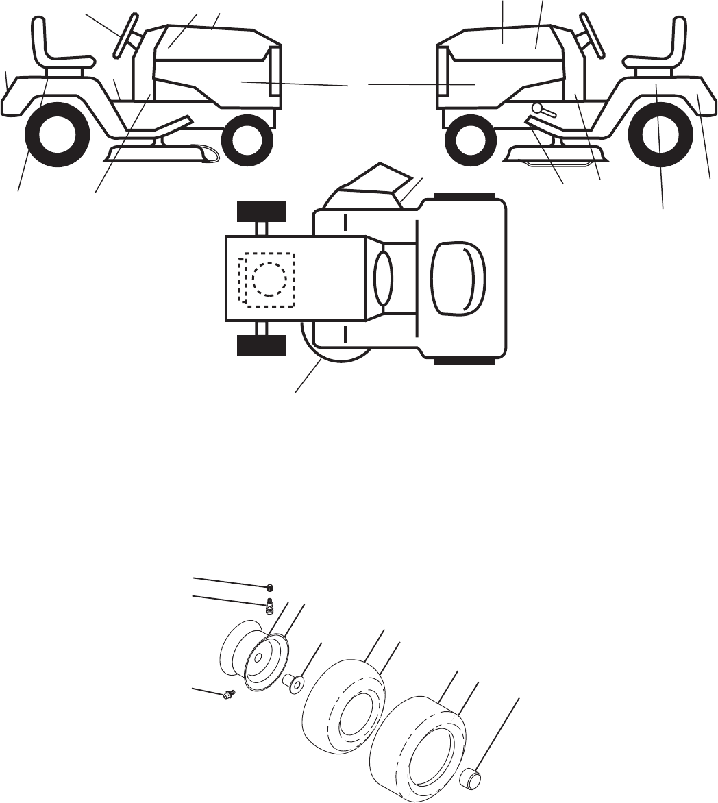 Page 20 of Ariens Lawn Mower 936038 User Guide