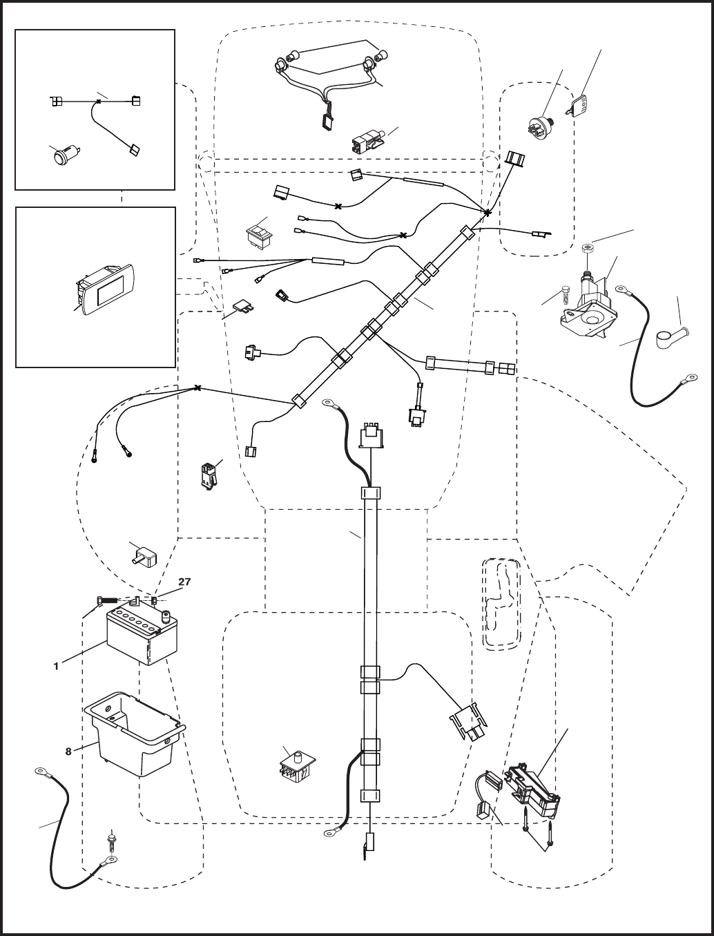 Page 4 of Ariens Lawn Mower 936038 User Guide