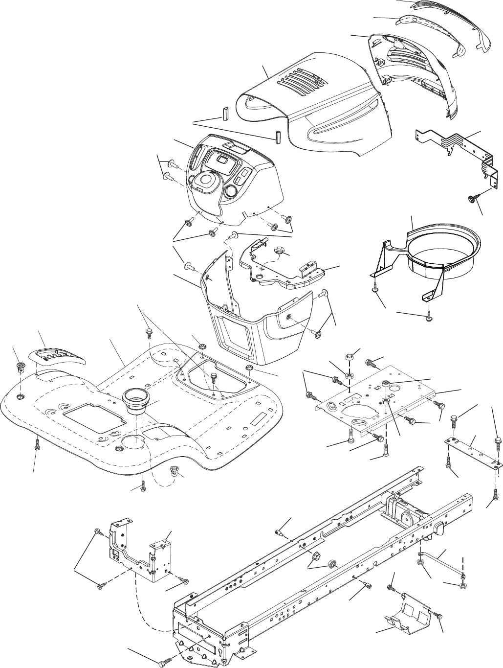 Page 6 of Ariens Lawn Mower 936038 User Guide