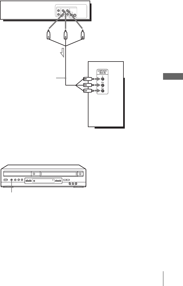 Page 47 of Sony DVD VCR Combo SLV-D300P User Guide