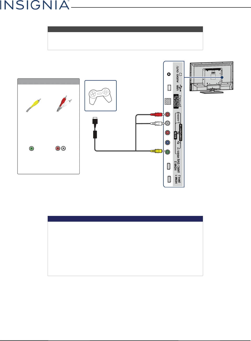 Page 31 of Insignia Flat Panel Television NS-32D312NA15