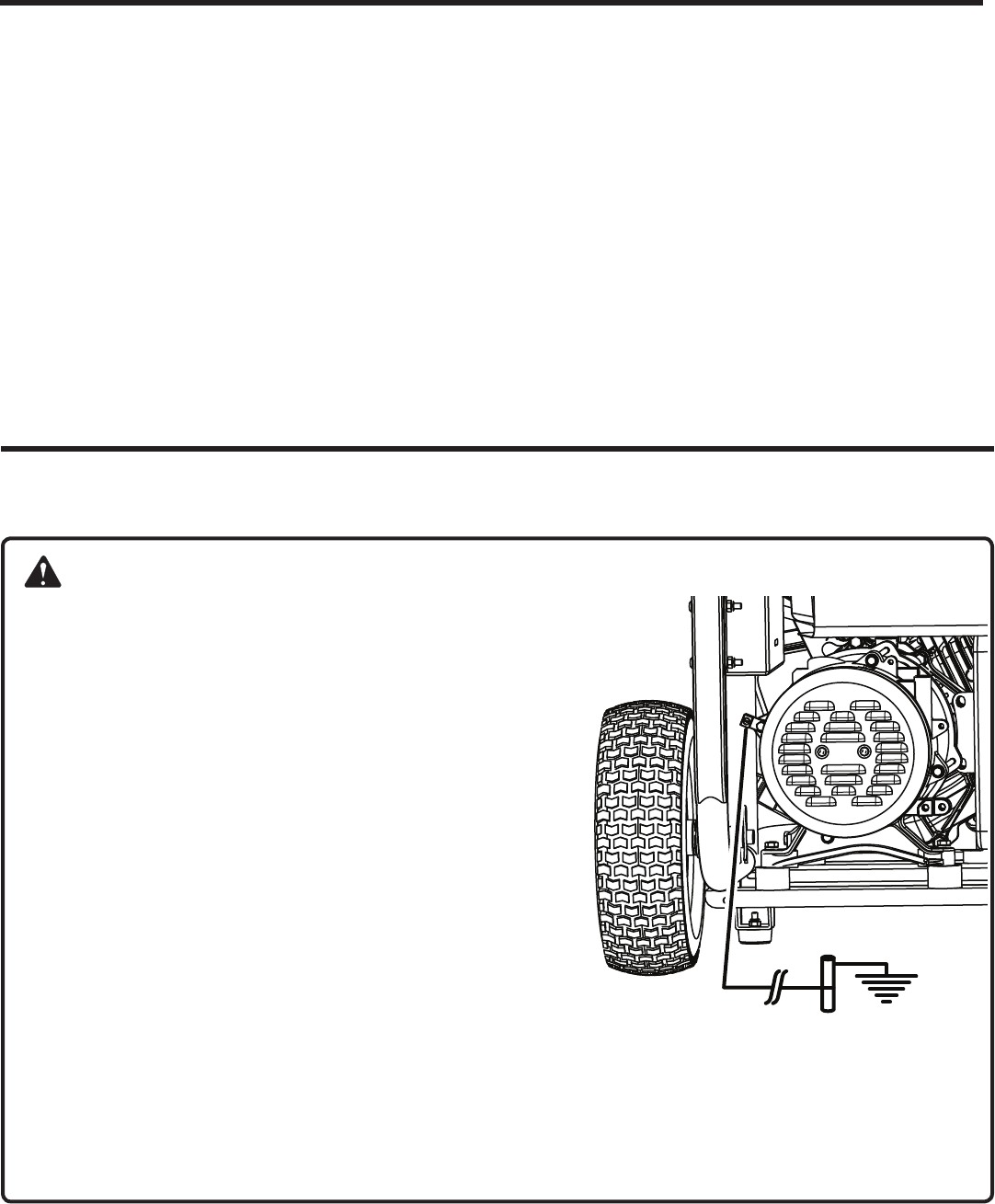 Page 2 of RIDGID Portable Generator RD8000 User Guide