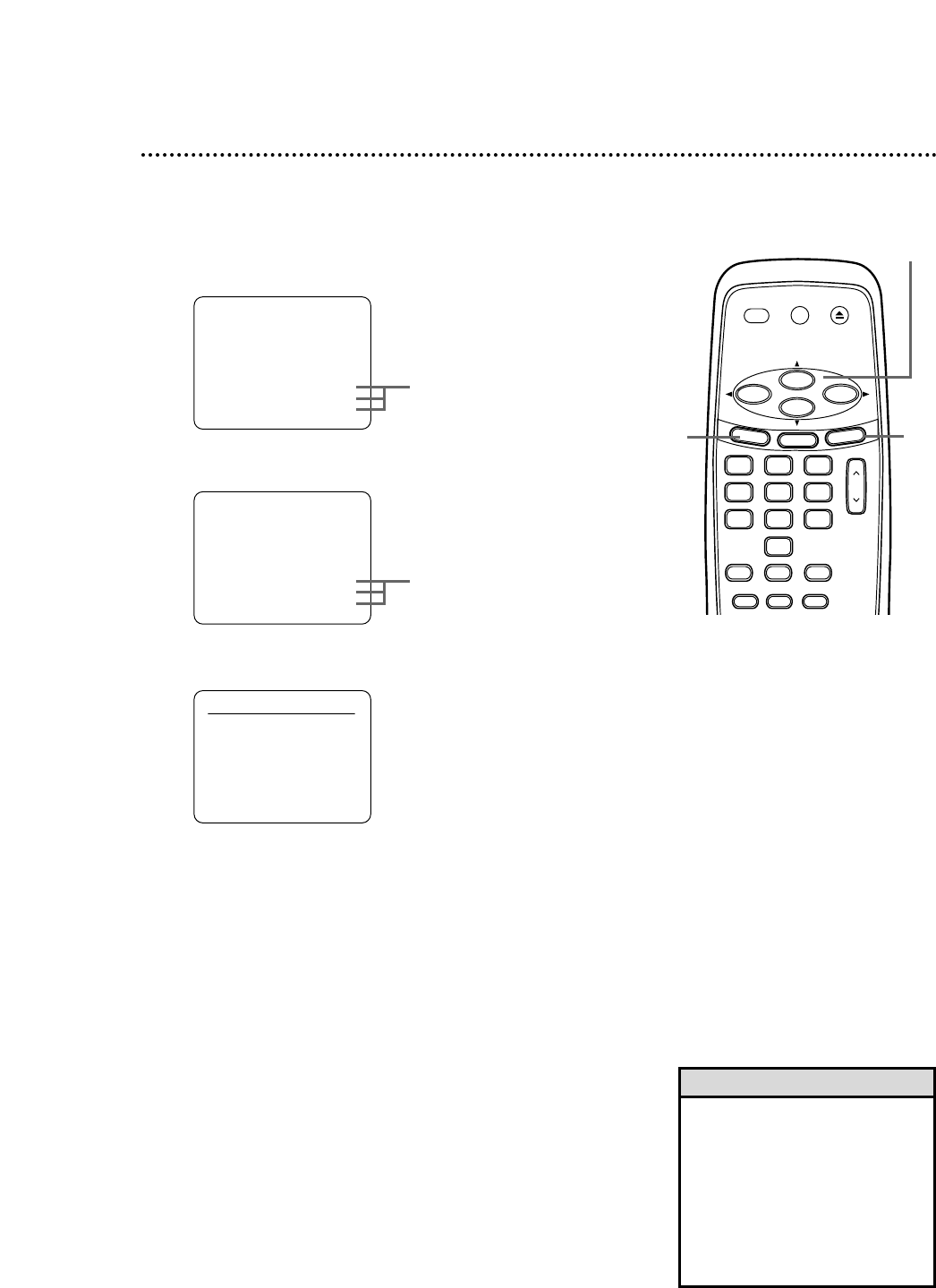 Page 16 of Magnavox VCR MVR440MG/17 User Guide