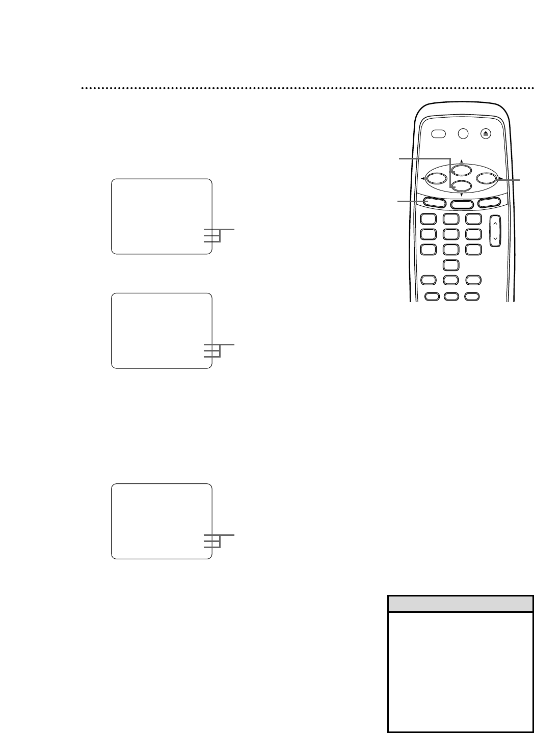 Page 33 of Magnavox VCR MVR440MG/17 User Guide