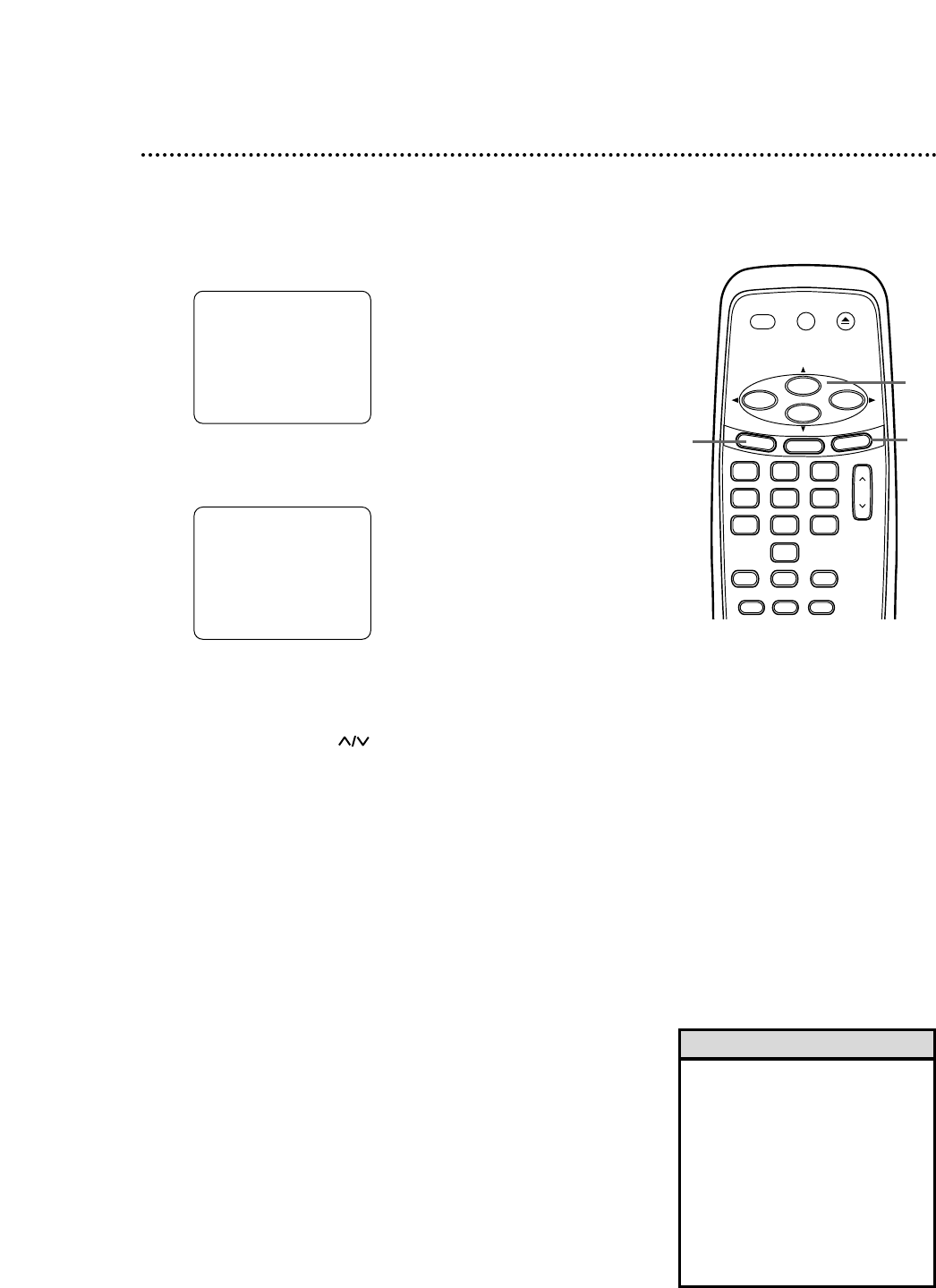 Page 40 of Magnavox VCR MVR440MG/17 User Guide