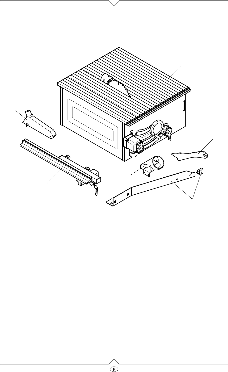 Page 35 of Elektra Beckum Saw PK 255 User Guide