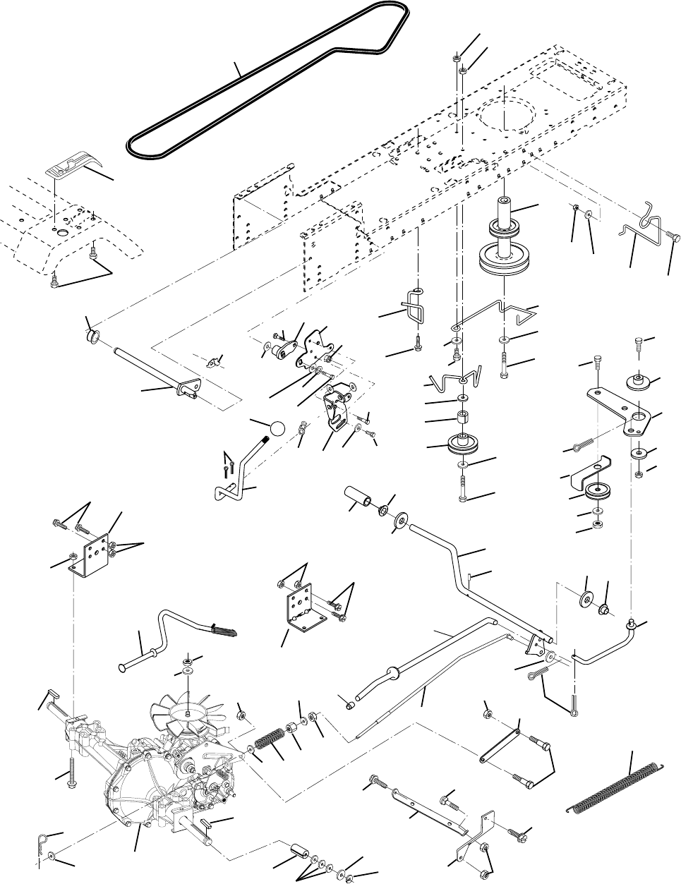 Page 7 of Husqvarna Lawn Mower LTH1342A User Guide
