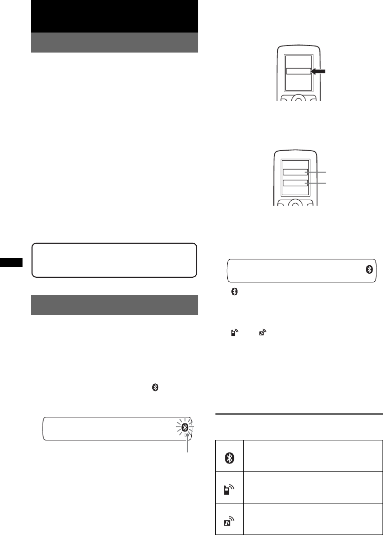 Page 18 of Sony Car Stereo System BT3700U User Guide