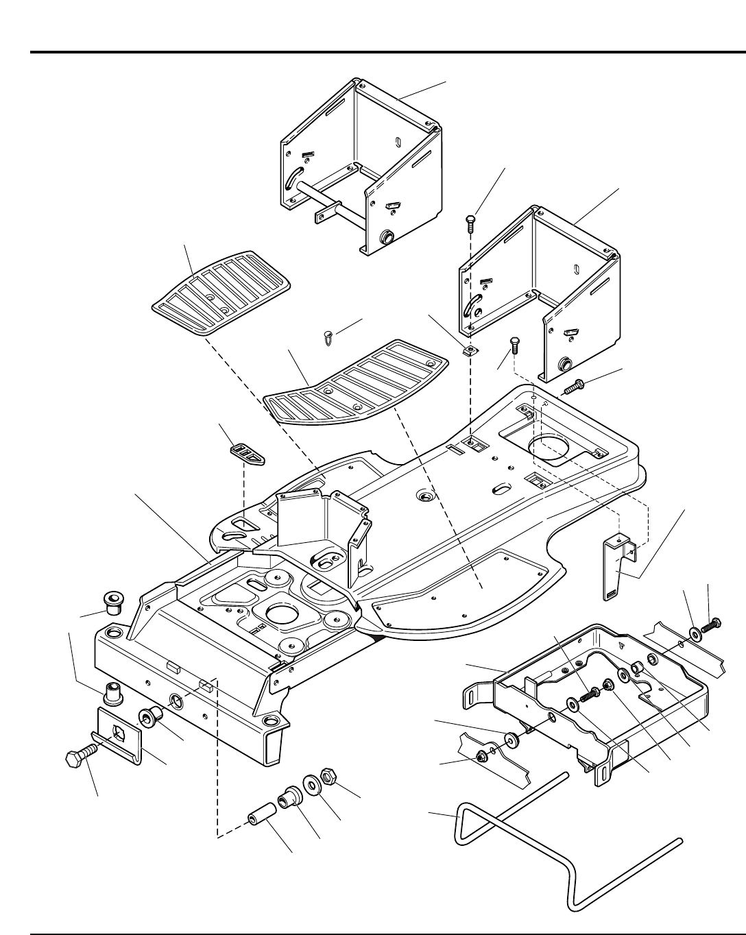 Page 4 of Simplicity Lawn Mower Express Series User Guide