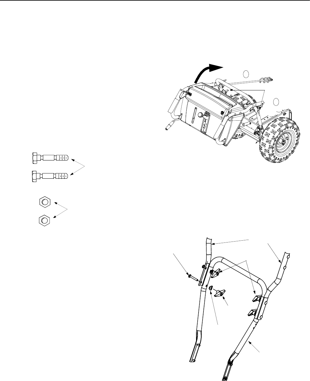 Page 5 of MTD Snow Blower 31AE663H401 User Guide