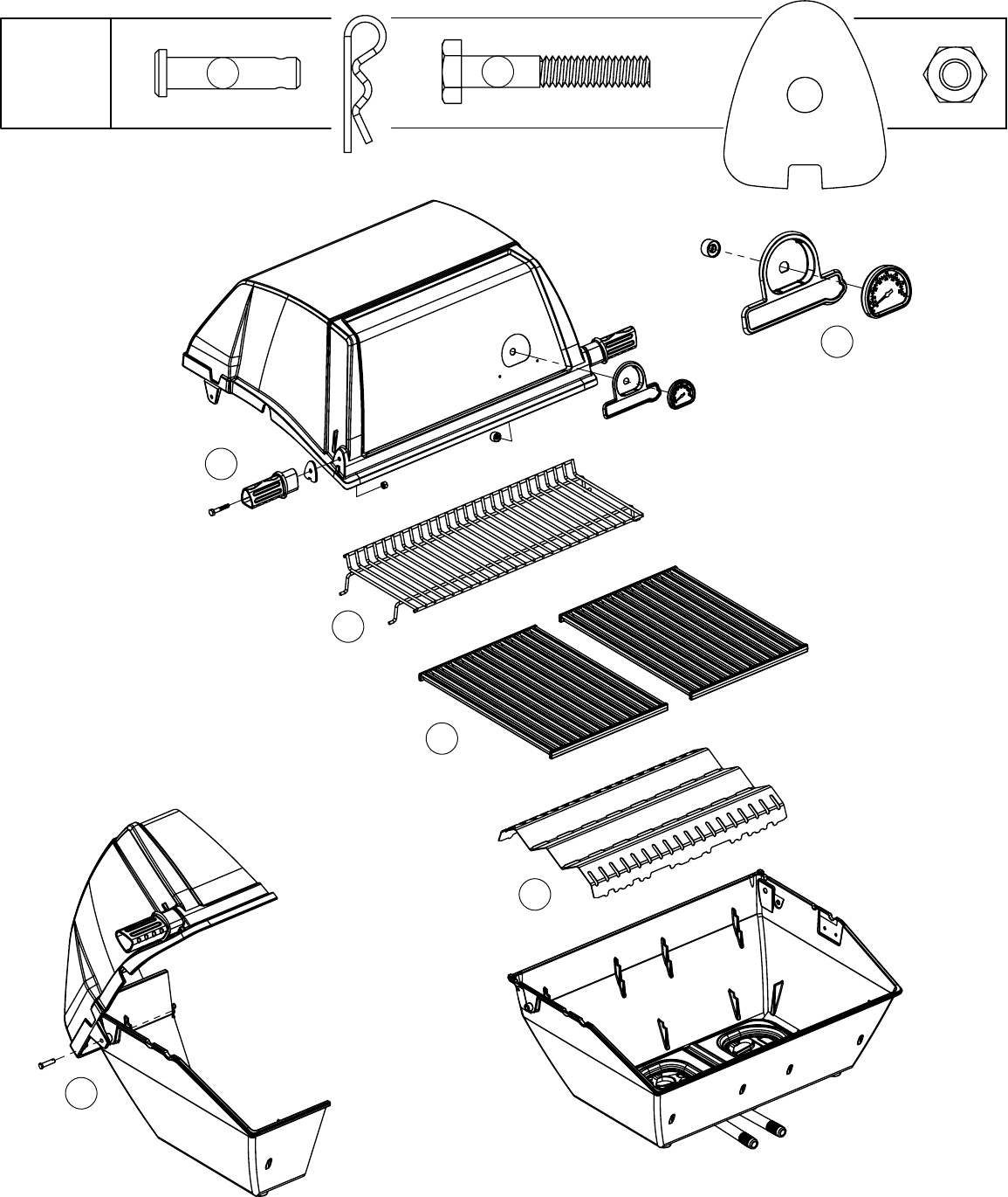 Page 8 of Broil King Gas Grill 9346-54 User Guide