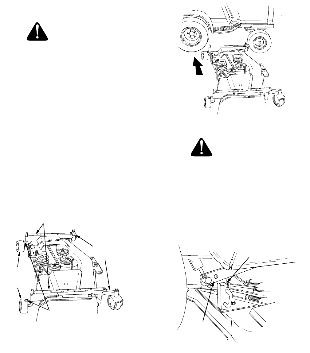 Page 33 of Cub Cadet Lawn Mower 2206 User Guide