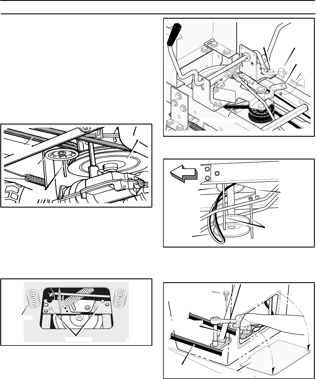 Page 29 Of Murray Lawn Mower X8e User Guide