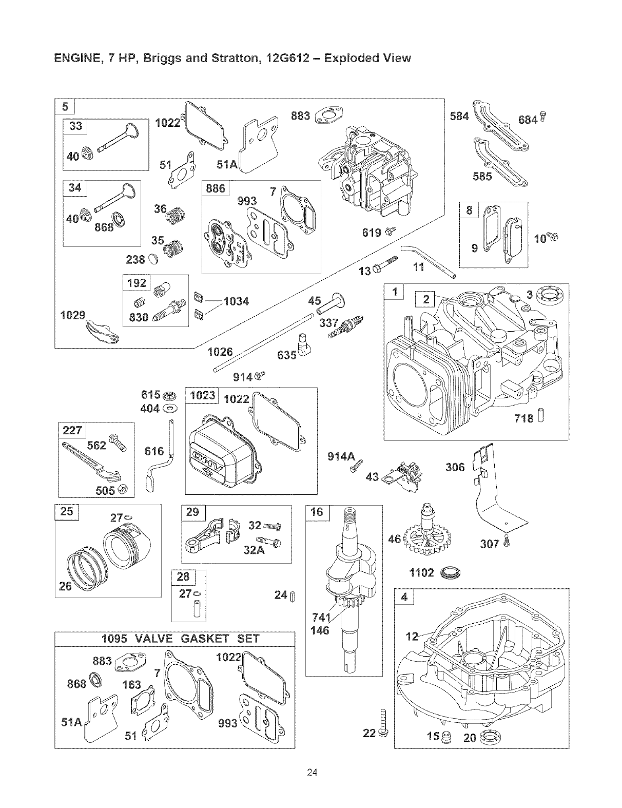 Page 24 of Craftsman Pressure Washer 580.7524 User Guide