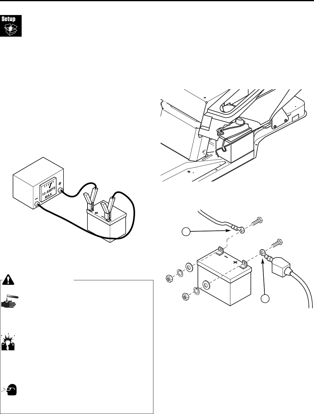 Page 8 of Snapper Lawn Mower 7800269 User Guide