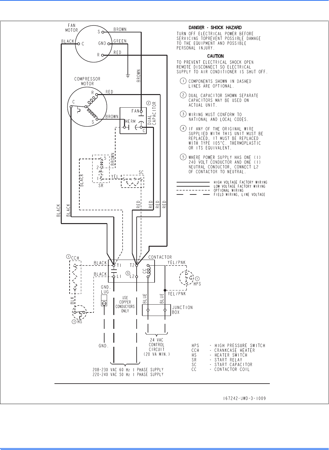 Page 14 of Johnson Controls Air Conditioner 13 & 14.5 SEER