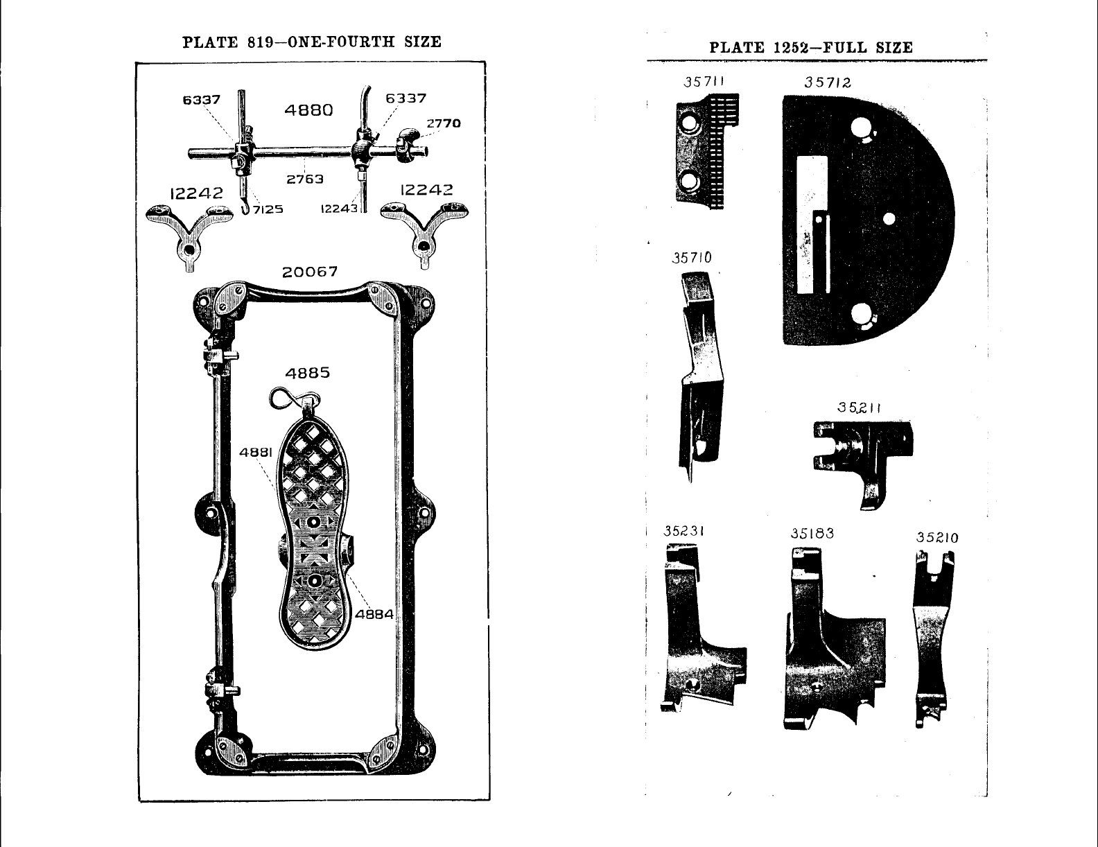 Page 35 of Singer Sewing Machine 96-10 User Guide