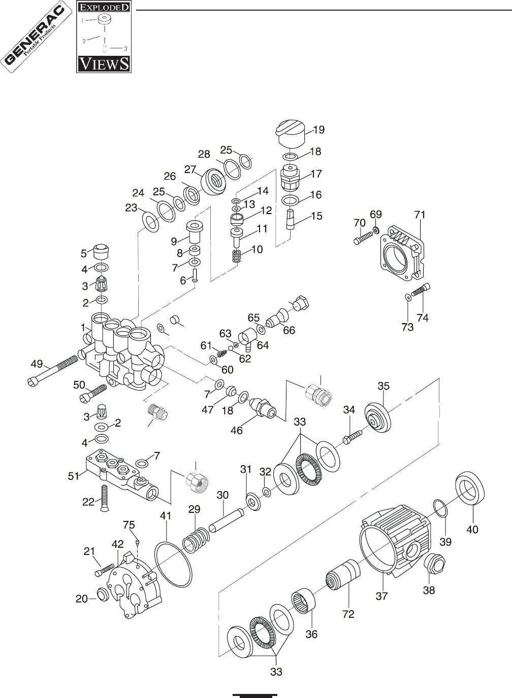 Page 18 of Generac Pressure Washer 1292-2 User Guide