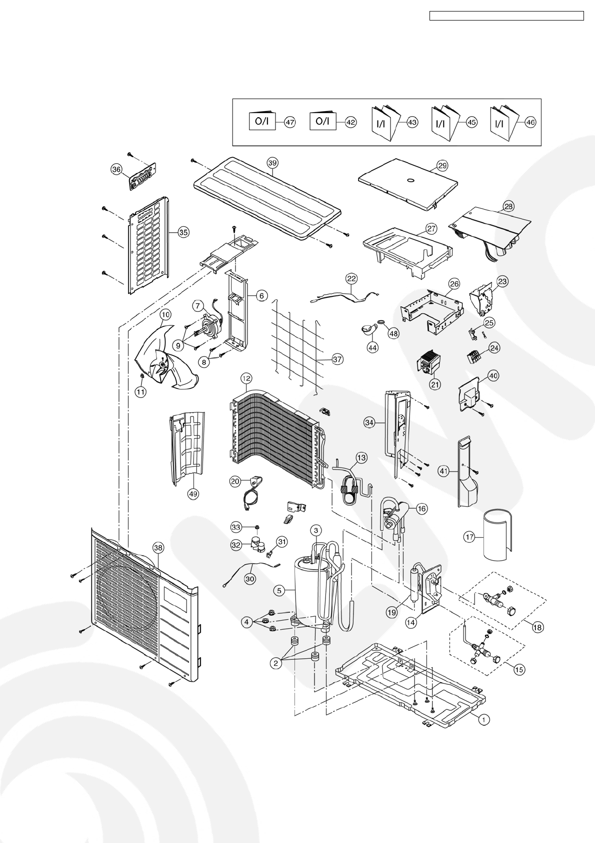 Page 85 of Panasonic Air Conditioner CS-E9DKEW User Guide