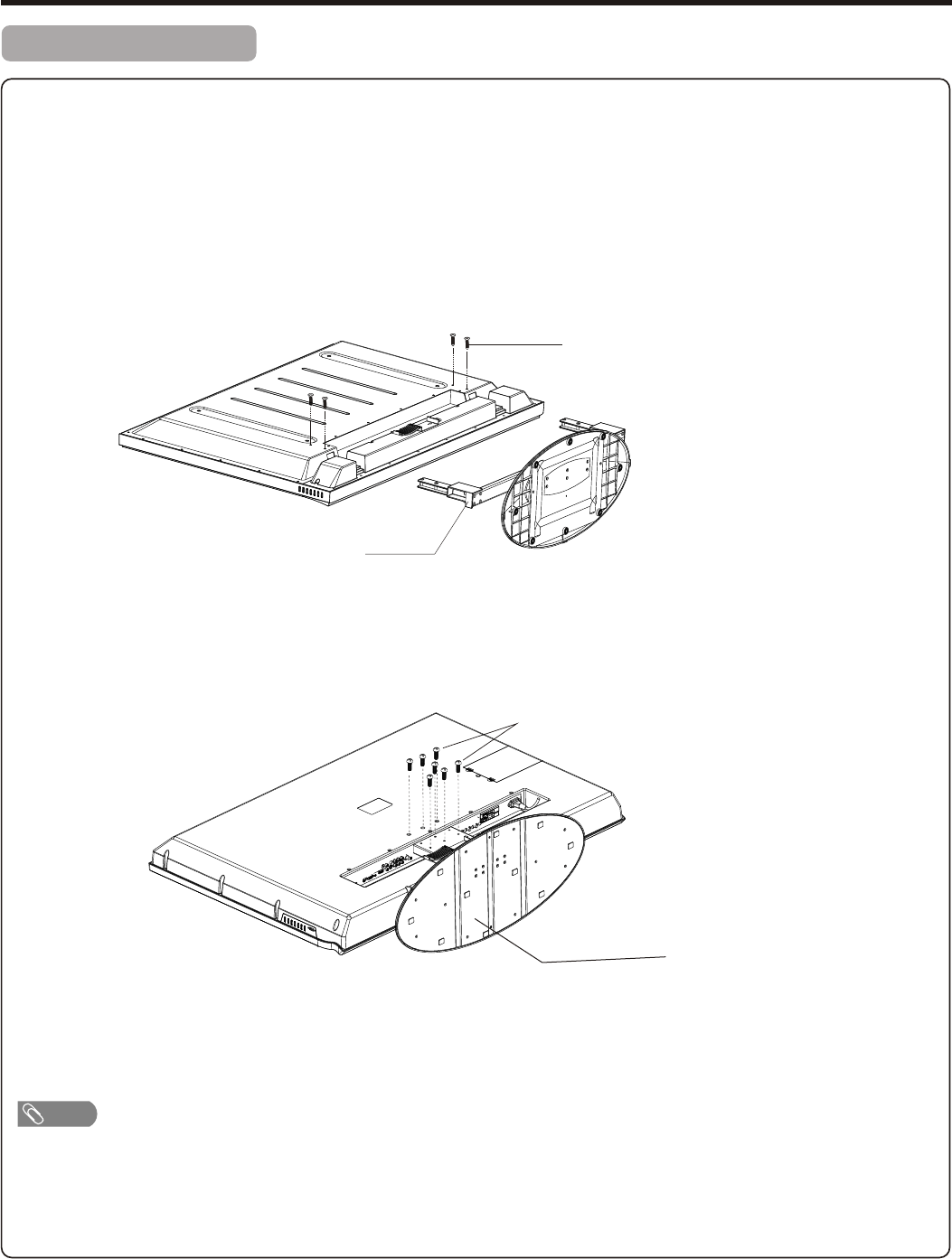 Page 8 of Sanyo Flat Panel Television AVL472 User Guide
