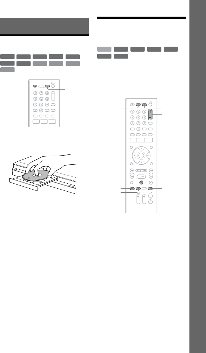 Page 29 of Sony DVD Recorder RDR-HX780 User Guide