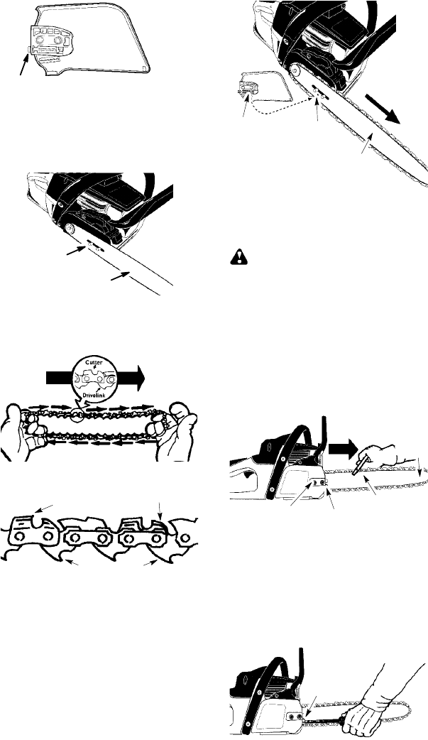 Page 7 of Poulan Chainsaw 115156526 User Guide