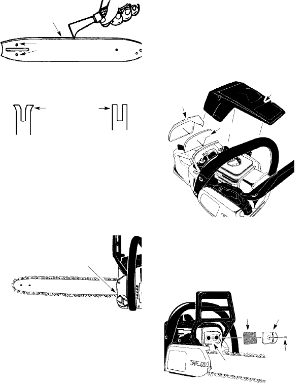 Page 15 of Poulan Chainsaw 115156526 User Guide